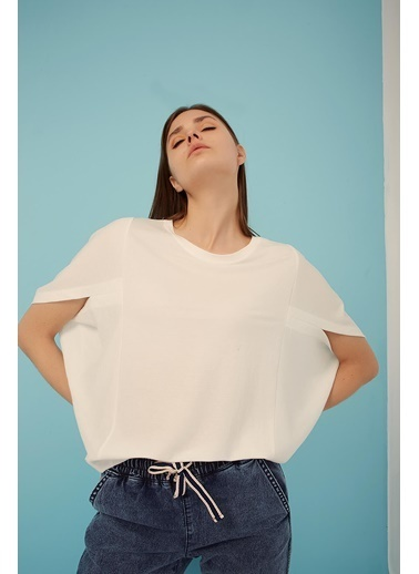 Modaset Bluz Ekru